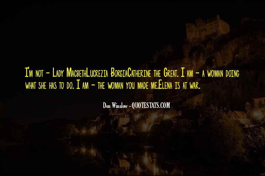 Macbeth's Quotes #351178