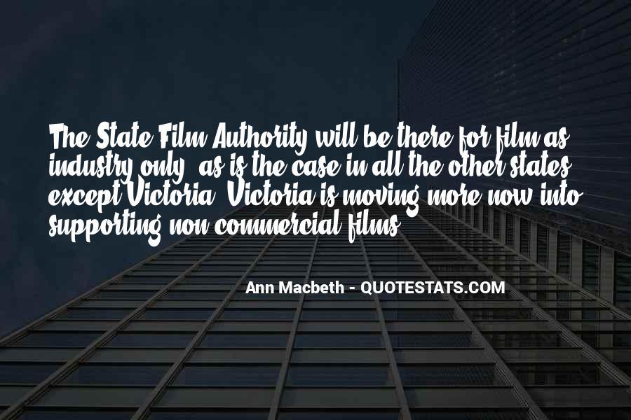 Macbeth's Quotes #444011
