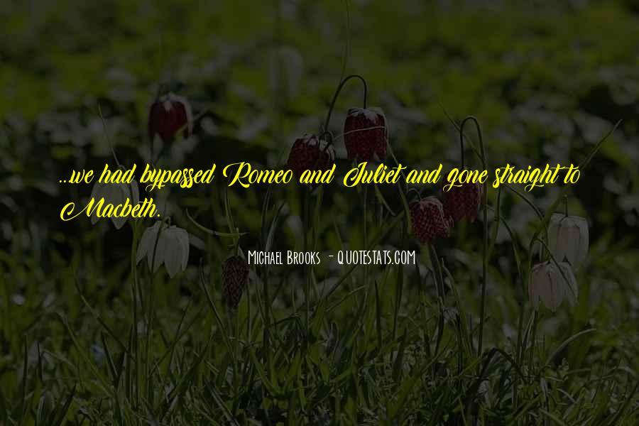 Macbeth's Quotes #452692