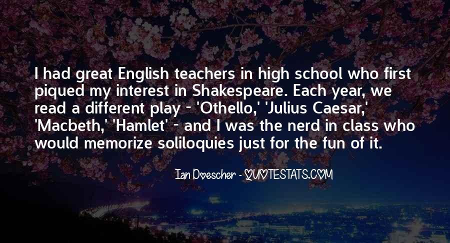 Macbeth's Quotes #464581