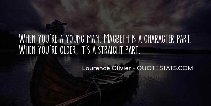 Macbeth's Quotes #48243