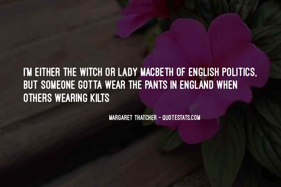 Macbeth's Quotes #525279