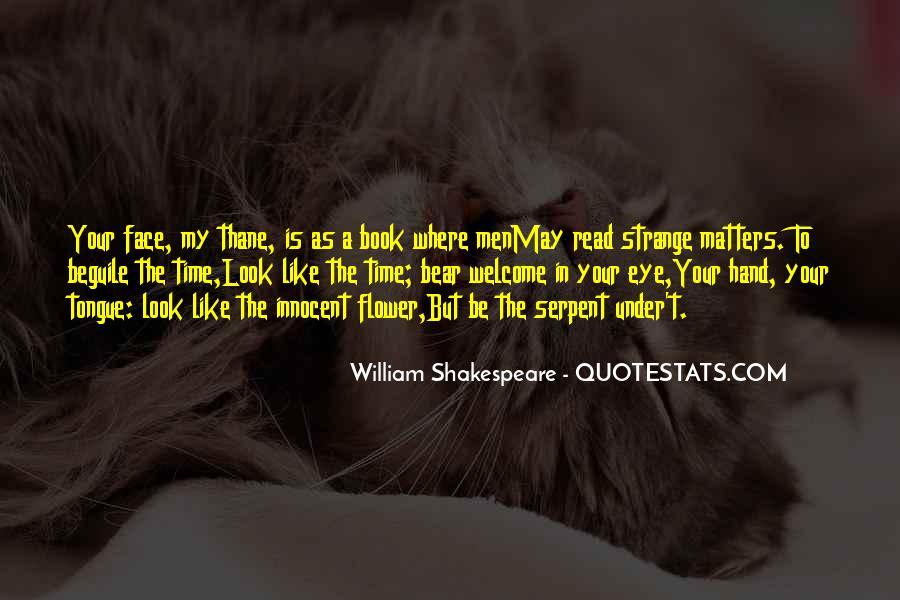 Macbeth's Quotes #542942