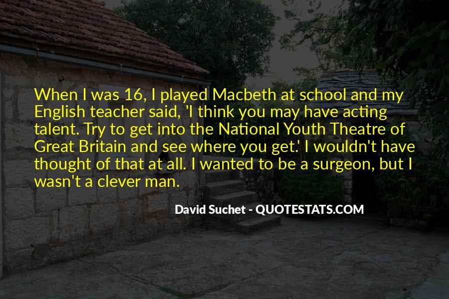 Macbeth's Quotes #616882
