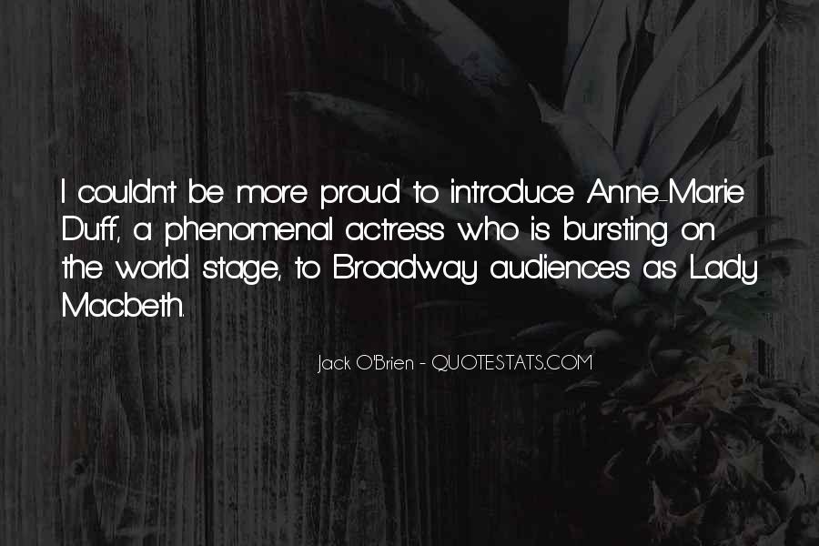 Macbeth's Quotes #68141