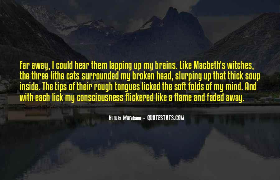 Macbeth's Quotes #843962
