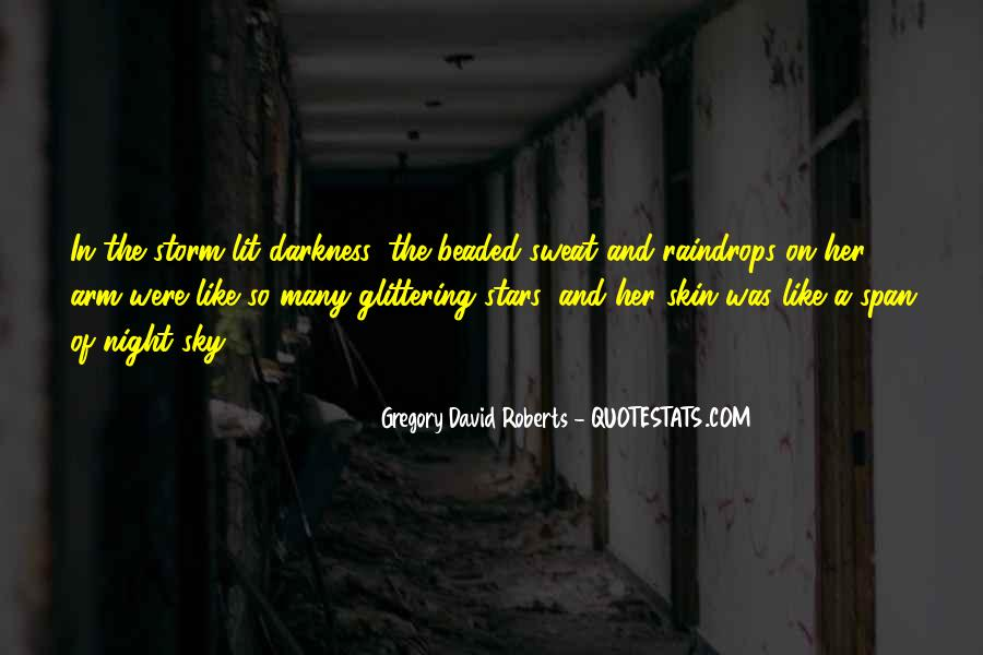 Quotes About Darkness And Night #446866