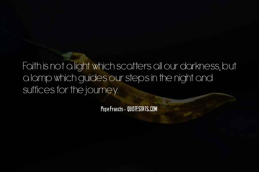 Quotes About Darkness And Night #450217