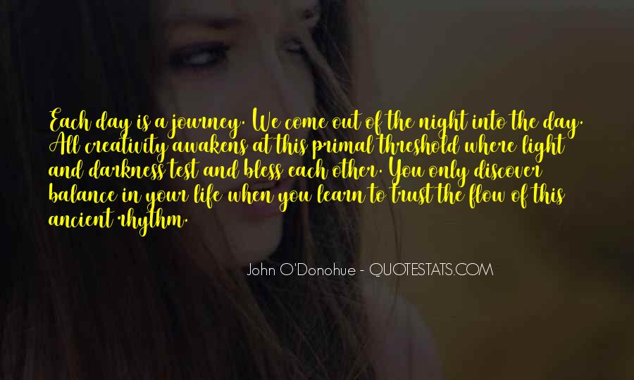Quotes About Darkness And Night #47848