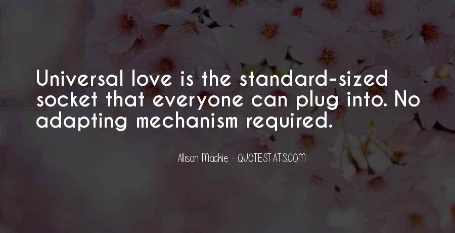 Mackie Quotes #1137710