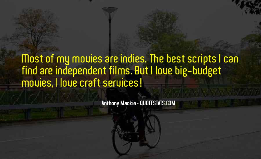 Mackie Quotes #1206459