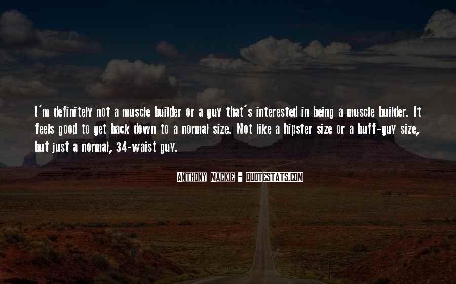 Mackie Quotes #1302514
