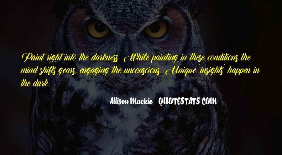 Mackie Quotes #1679213