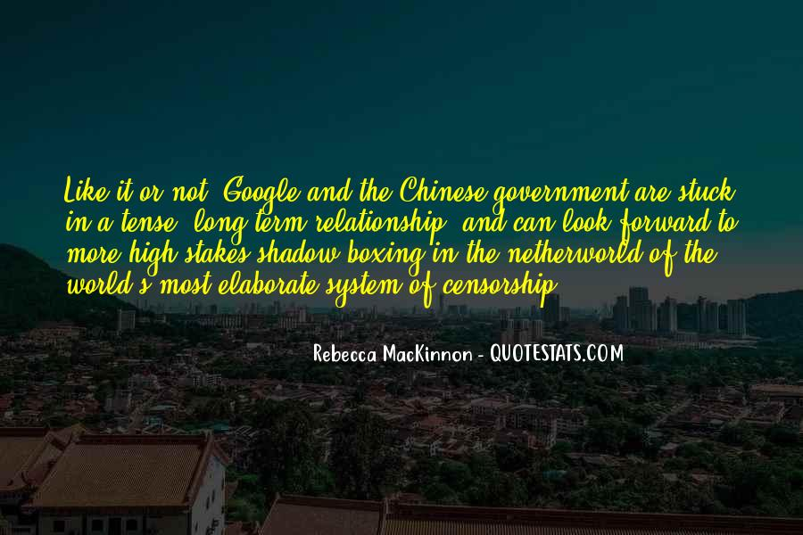 Mackinnon Quotes #115821