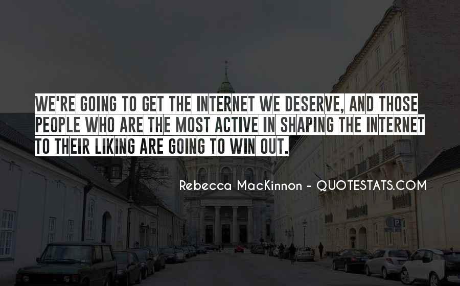 Mackinnon Quotes #133290