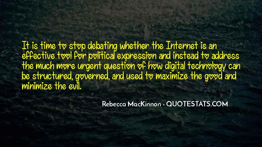 Mackinnon Quotes #228199