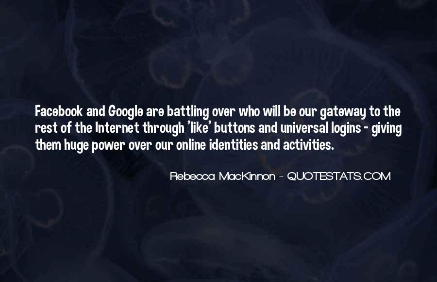 Mackinnon Quotes #269020