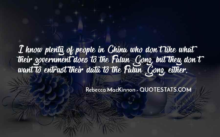 Mackinnon Quotes #271046
