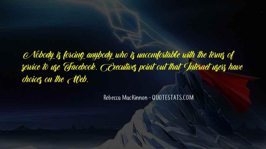 Mackinnon Quotes #320963