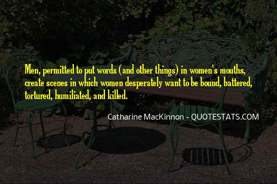 Mackinnon Quotes #337943
