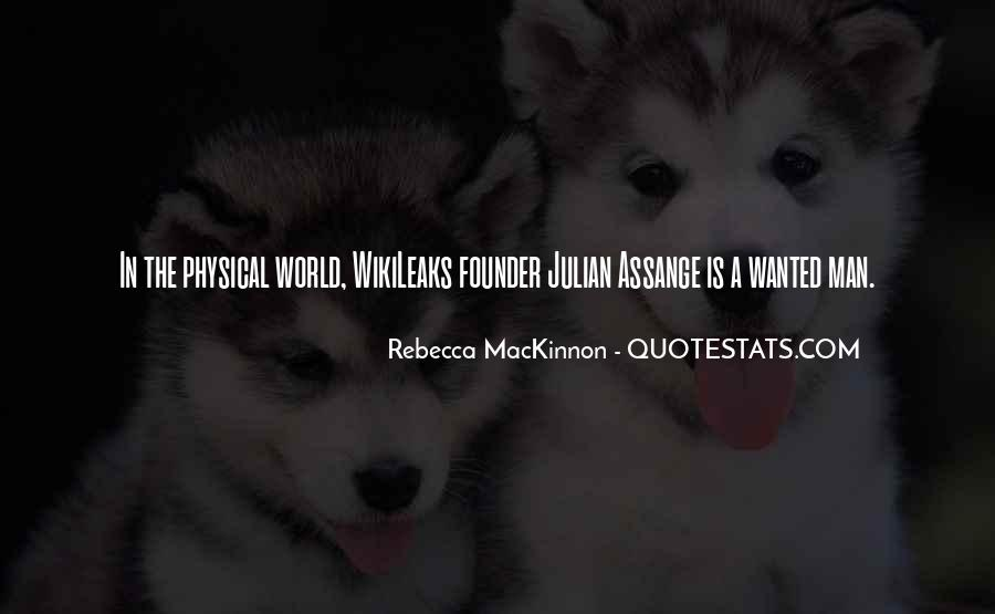 Mackinnon Quotes #421200