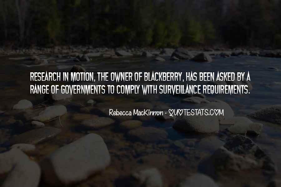 Mackinnon Quotes #437048
