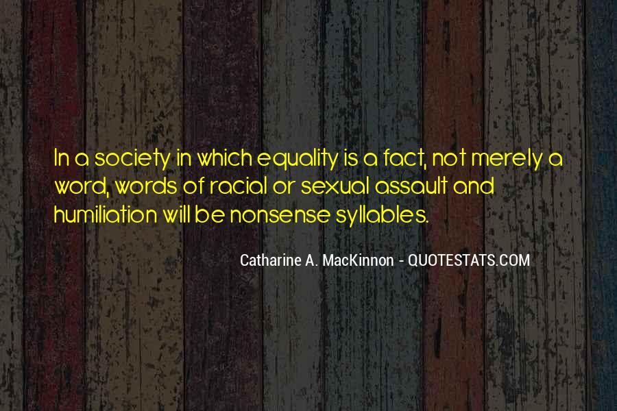 Mackinnon Quotes #51507