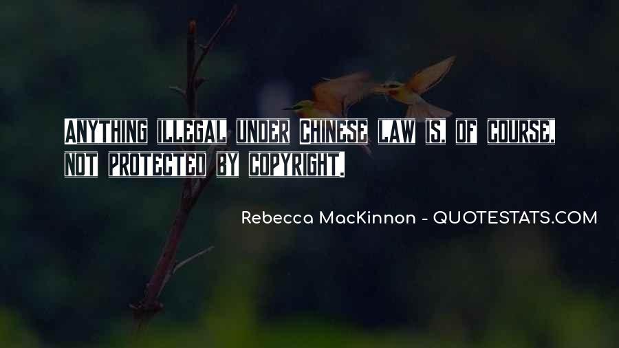 Mackinnon Quotes #649802