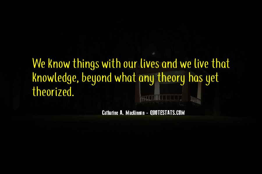 Mackinnon Quotes #650973