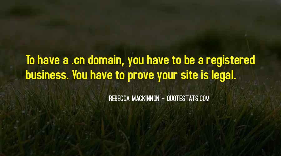 Mackinnon Quotes #666385