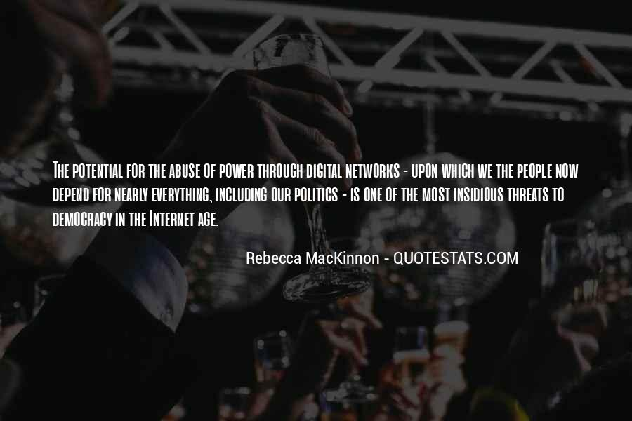 Mackinnon Quotes #701604