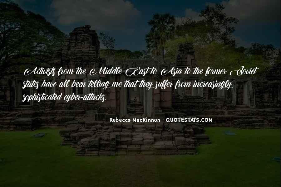 Mackinnon Quotes #71742
