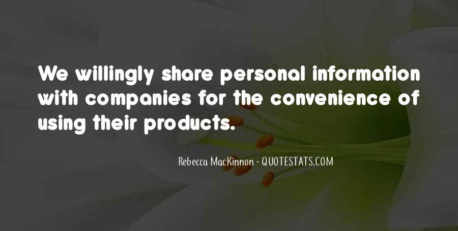 Mackinnon Quotes #767022