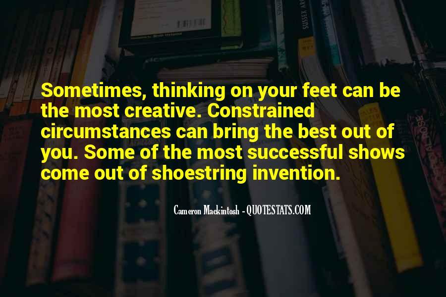 Mackintosh Quotes #1036396