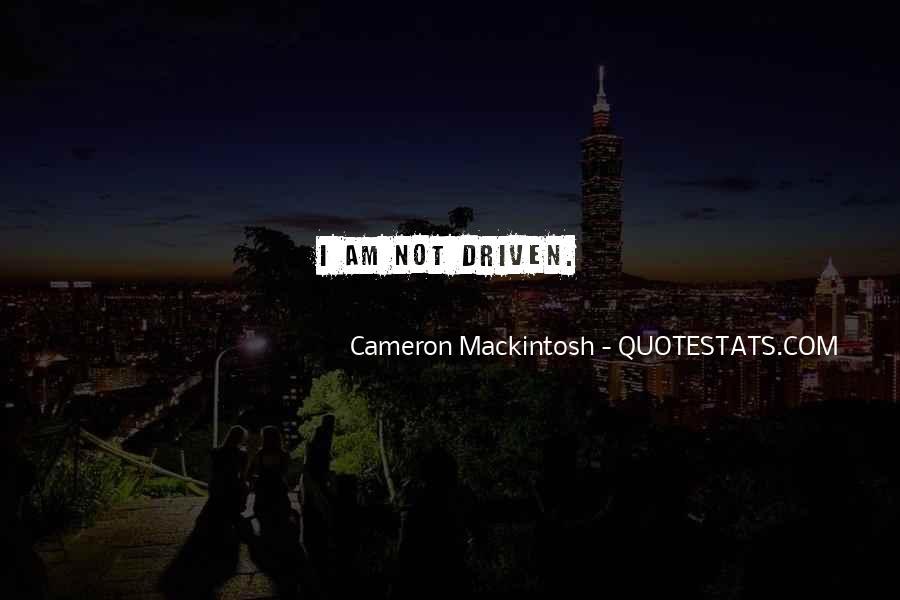 Mackintosh Quotes #1226629