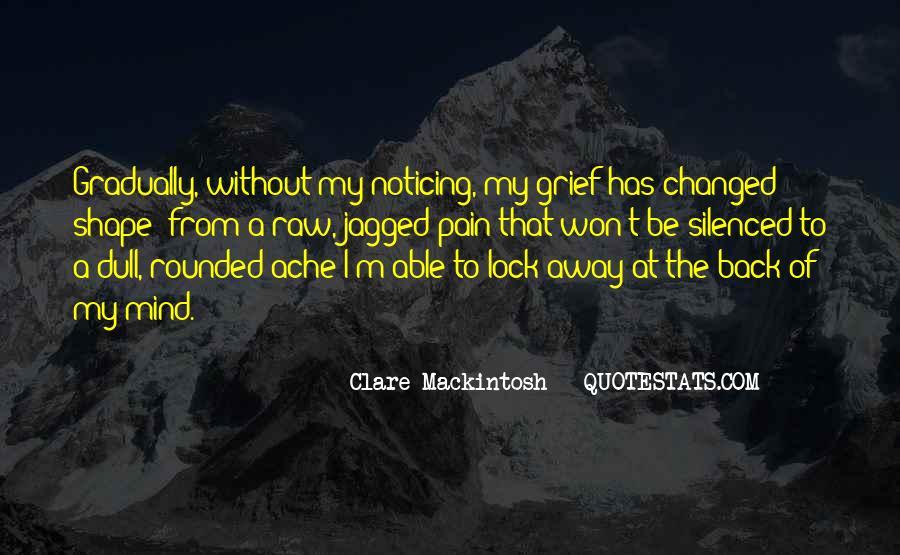 Mackintosh Quotes #1273916