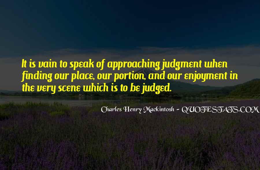 Mackintosh Quotes #1302594