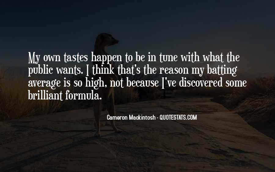 Mackintosh Quotes #1466503