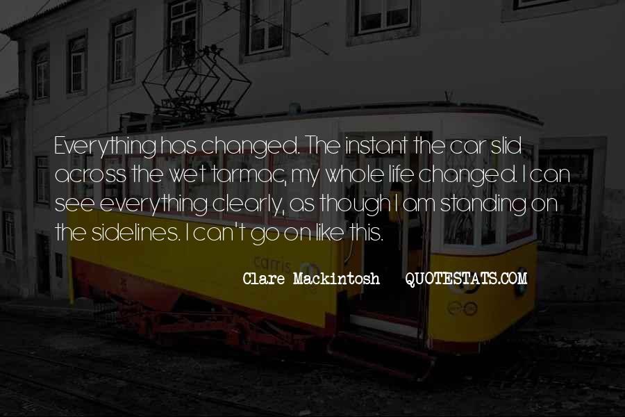 Mackintosh Quotes #1498365