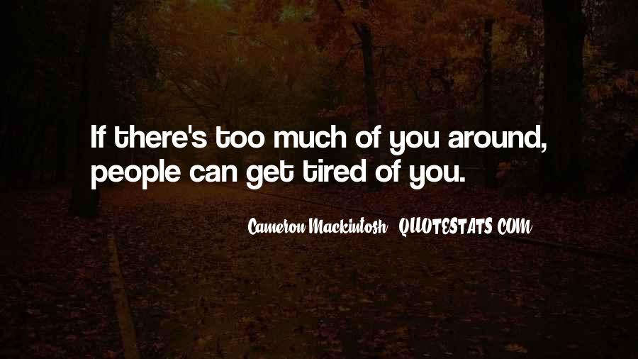Mackintosh Quotes #163121