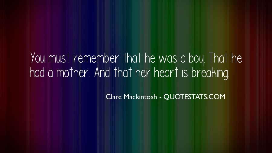 Mackintosh Quotes #1634957