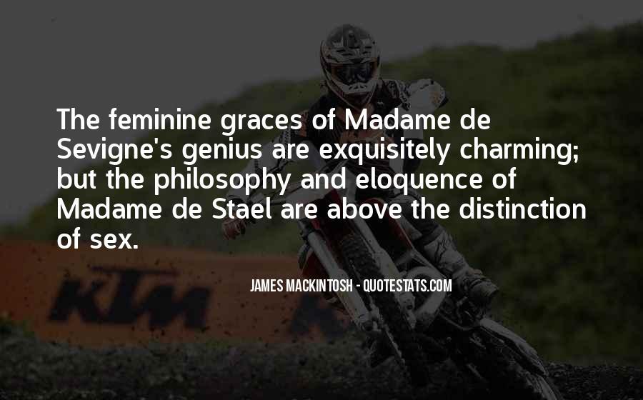 Mackintosh Quotes #1666545