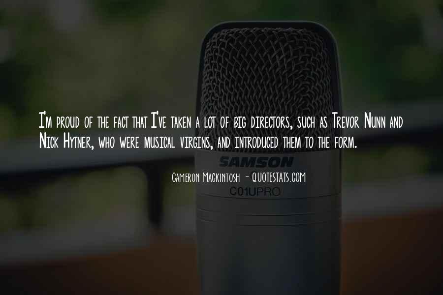 Mackintosh Quotes #1680711