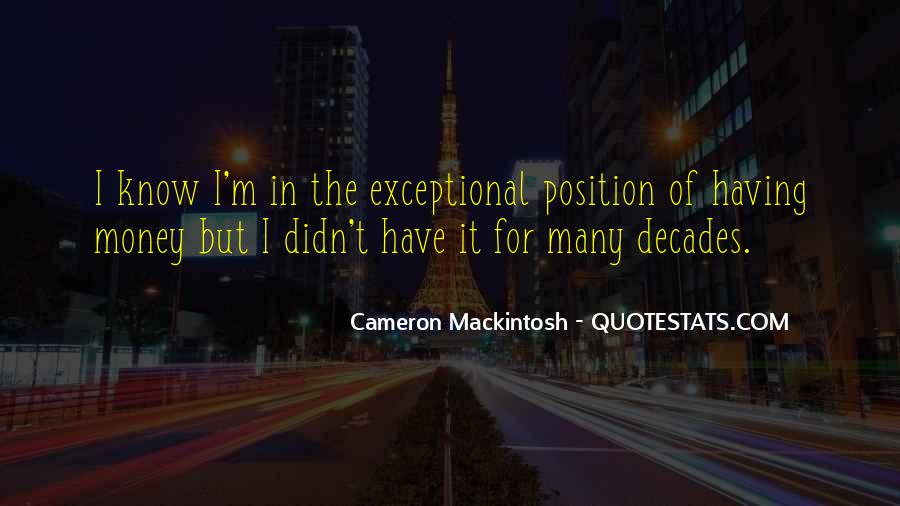 Mackintosh Quotes #1807934