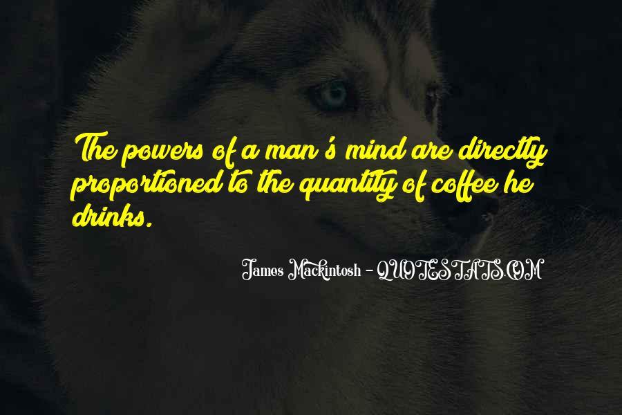 Mackintosh Quotes #1813244