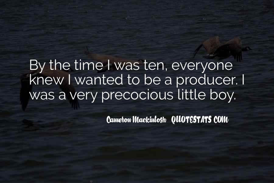 Mackintosh Quotes #1850801