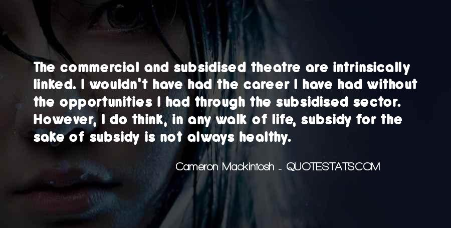 Mackintosh Quotes #213593