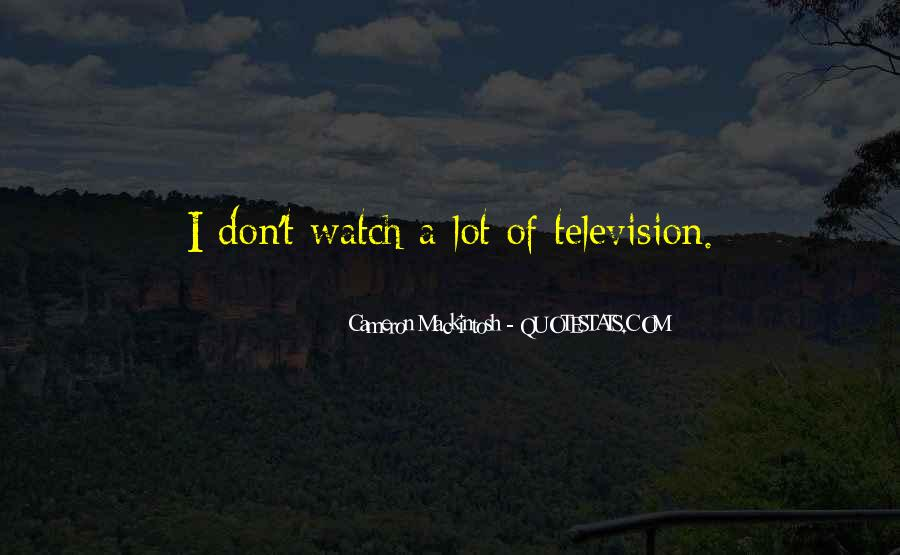 Mackintosh Quotes #544430