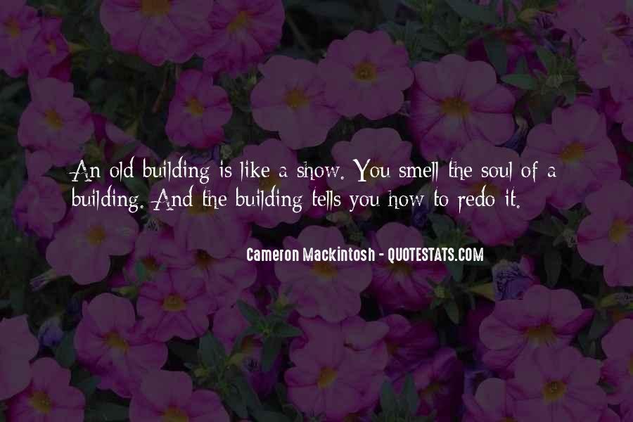 Mackintosh Quotes #657137