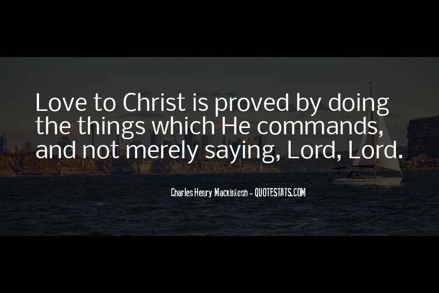 Mackintosh Quotes #706595